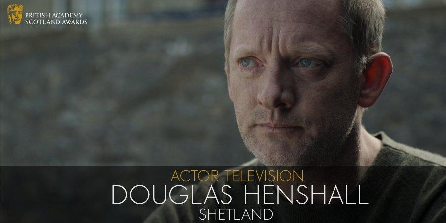douglas henshall interview