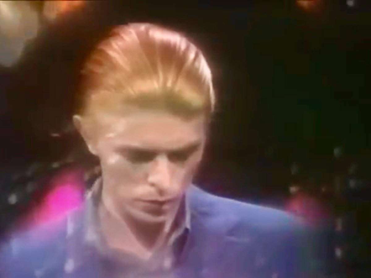 david bowie news on twitter david bowie fame live cher show