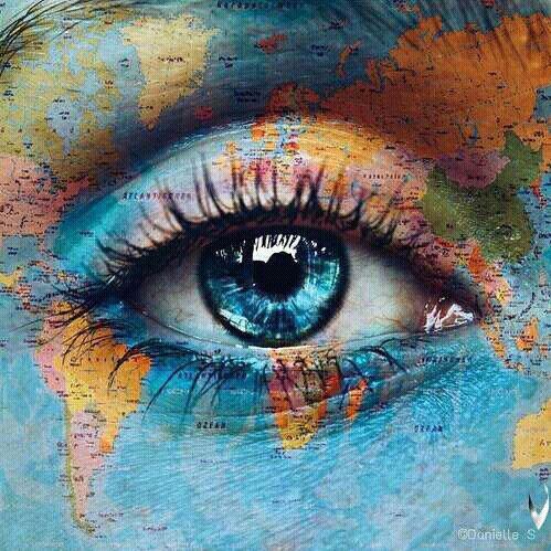 Image via We Heart It beauty eye girl inspiration