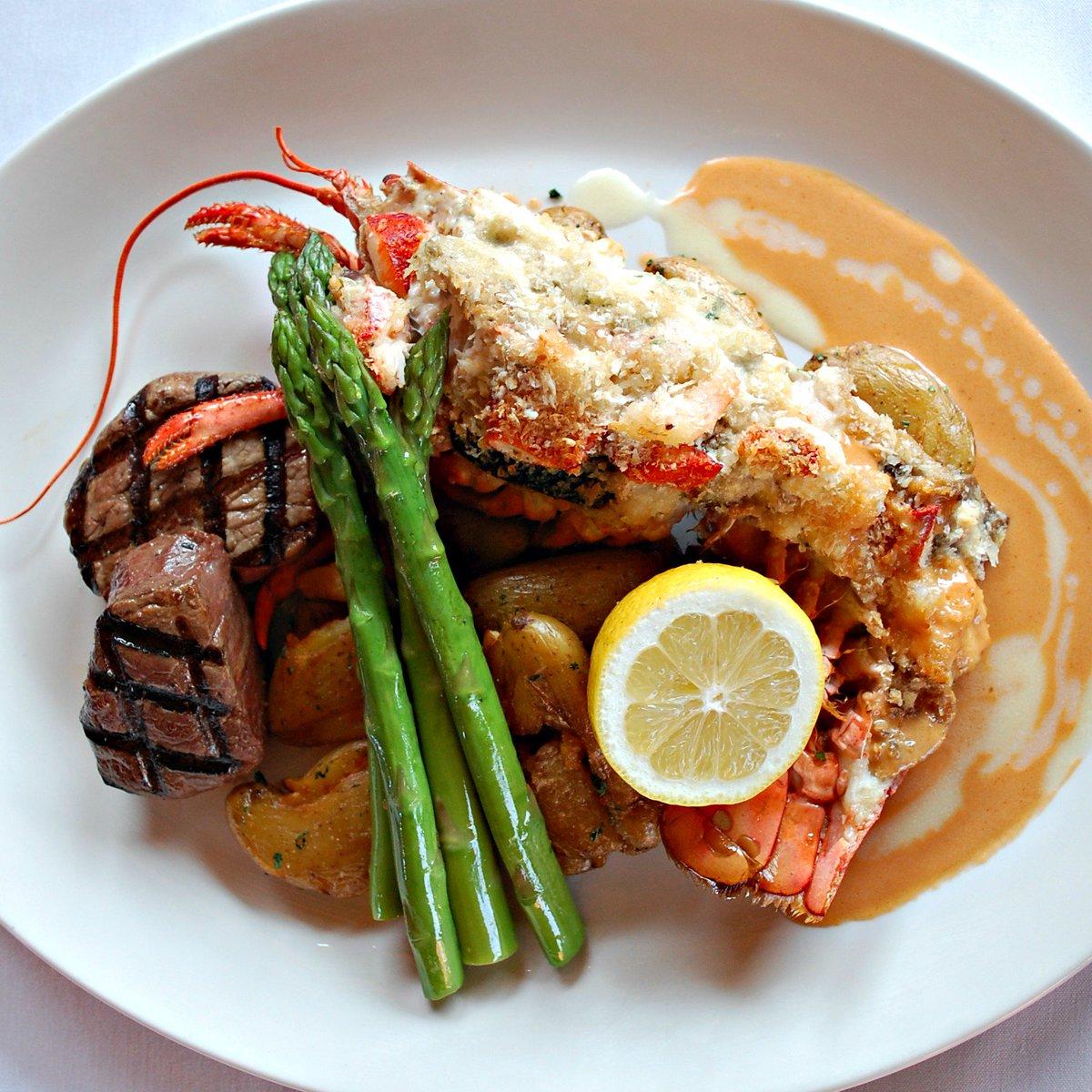 lobster and filet mignon recipes