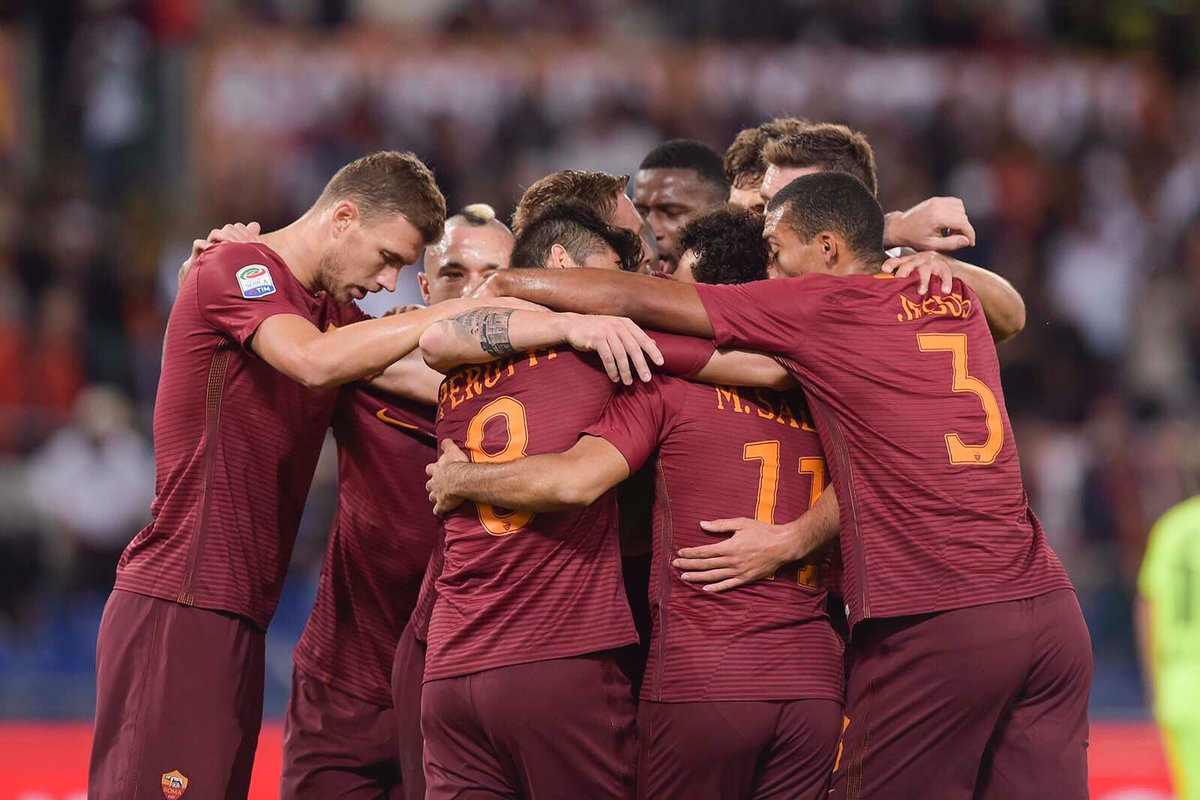 Video: AS Roma vs Bologna