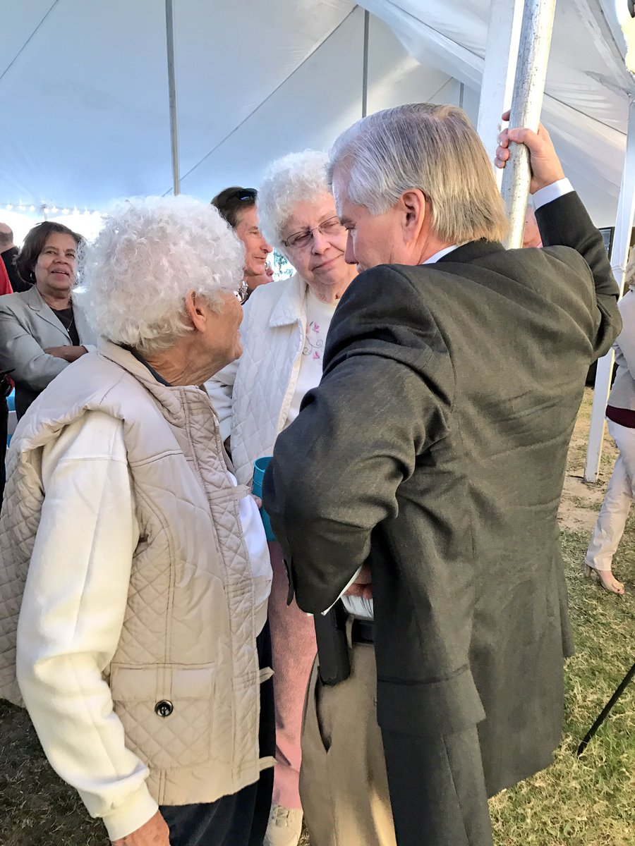 Over 300 Virginians gathered to celebrate the vindication of Governor McDonnell today https://t.co/wodjiuRNPe