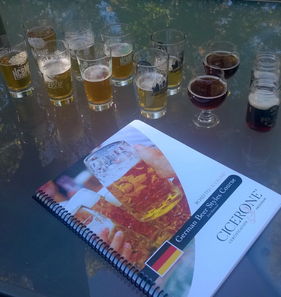 Cicerone study course