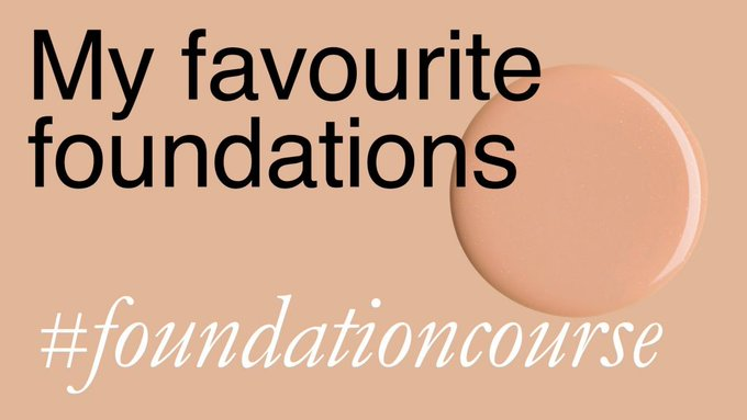 My Favourite Foundations MakeUp LoveYouLisa -