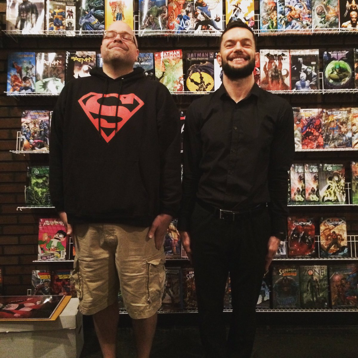 When you take a picture with @finnbalor you gotta do the #finnfreeze @AdventurelandSt https://t.co/HpvGOefJRL
