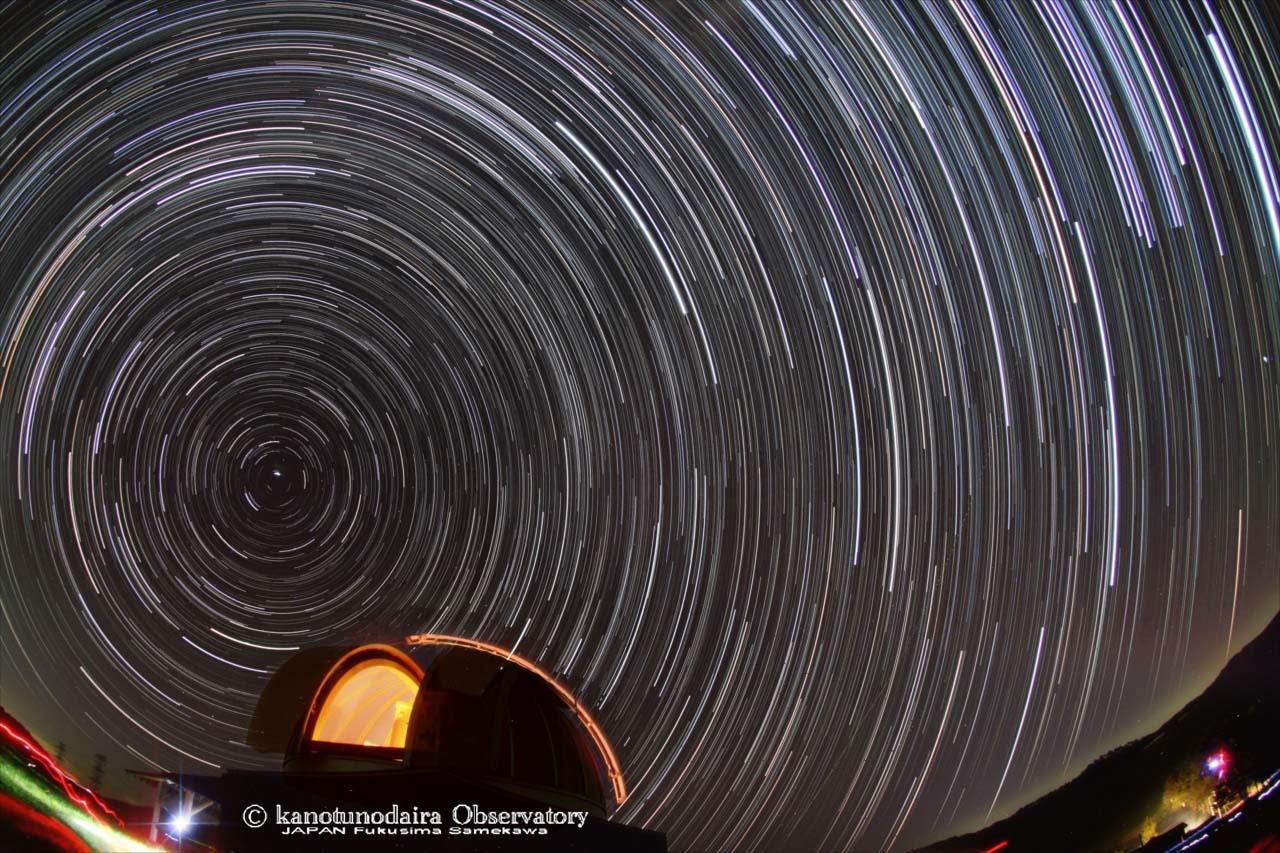 おうし座流星群の夜(2016-11-05)