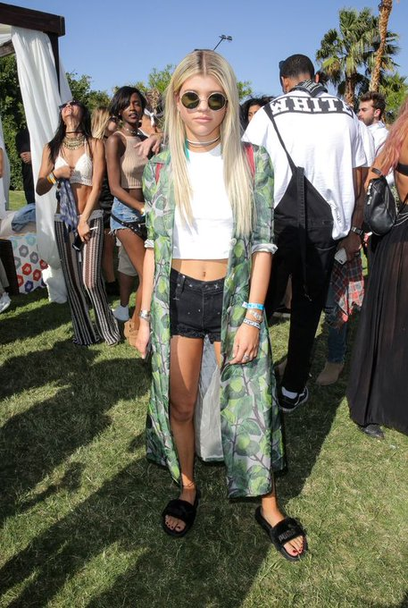 Steal Her Look: Sofia Richie >> fashion style ootd