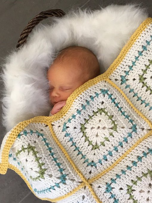 Deborah O'Leary Patterns on Etsy crochet yarn knit baby crafts crocheting