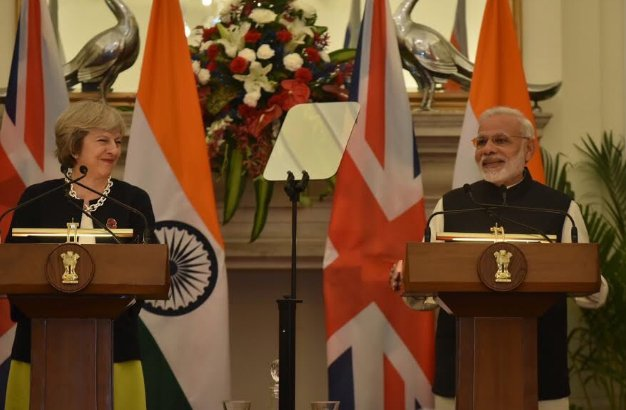 Thumbnail for Prime Minister Theresa May's visit to India, 6-8 November 2016