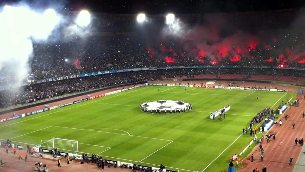 Dove vedere Napoli Dinamo Kiev Streaming Video