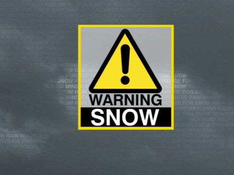 Met office warning for snow tomorrow evening https://t.co/EeUEqpTY6z https://t.co/MQ2hHFK0Ym