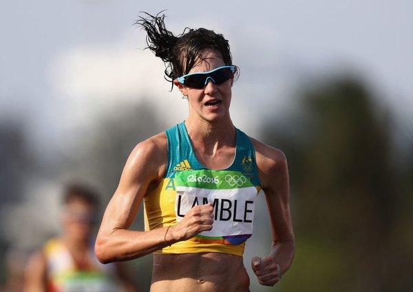 Regan Lamble has represented Australia at 2 Olympic Games, placing 9th in the 20-km Road Walk at Rio Olympics #DeakinWISE #WomenInSport https://t.co/ZRwopKvujY