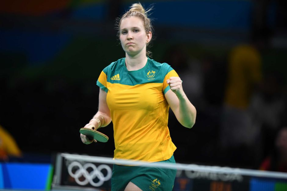 In 2016, #DeakinWISE Week guest @millytapper became the 1st person to represent Australia at both Olympic & Paralympic Games (table tennis) https://t.co/JVsxntu7GC