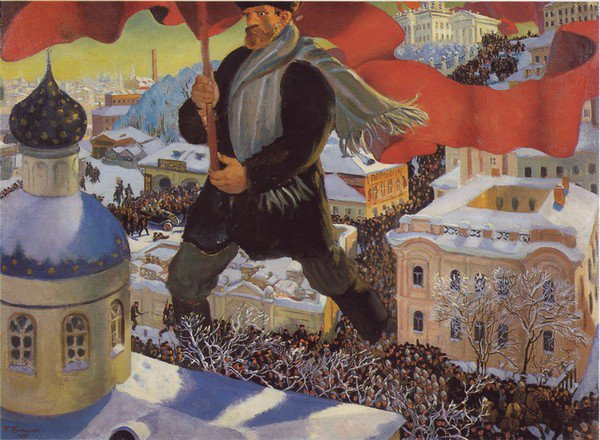 Thumbnail for La révolution d'Octobre 1917