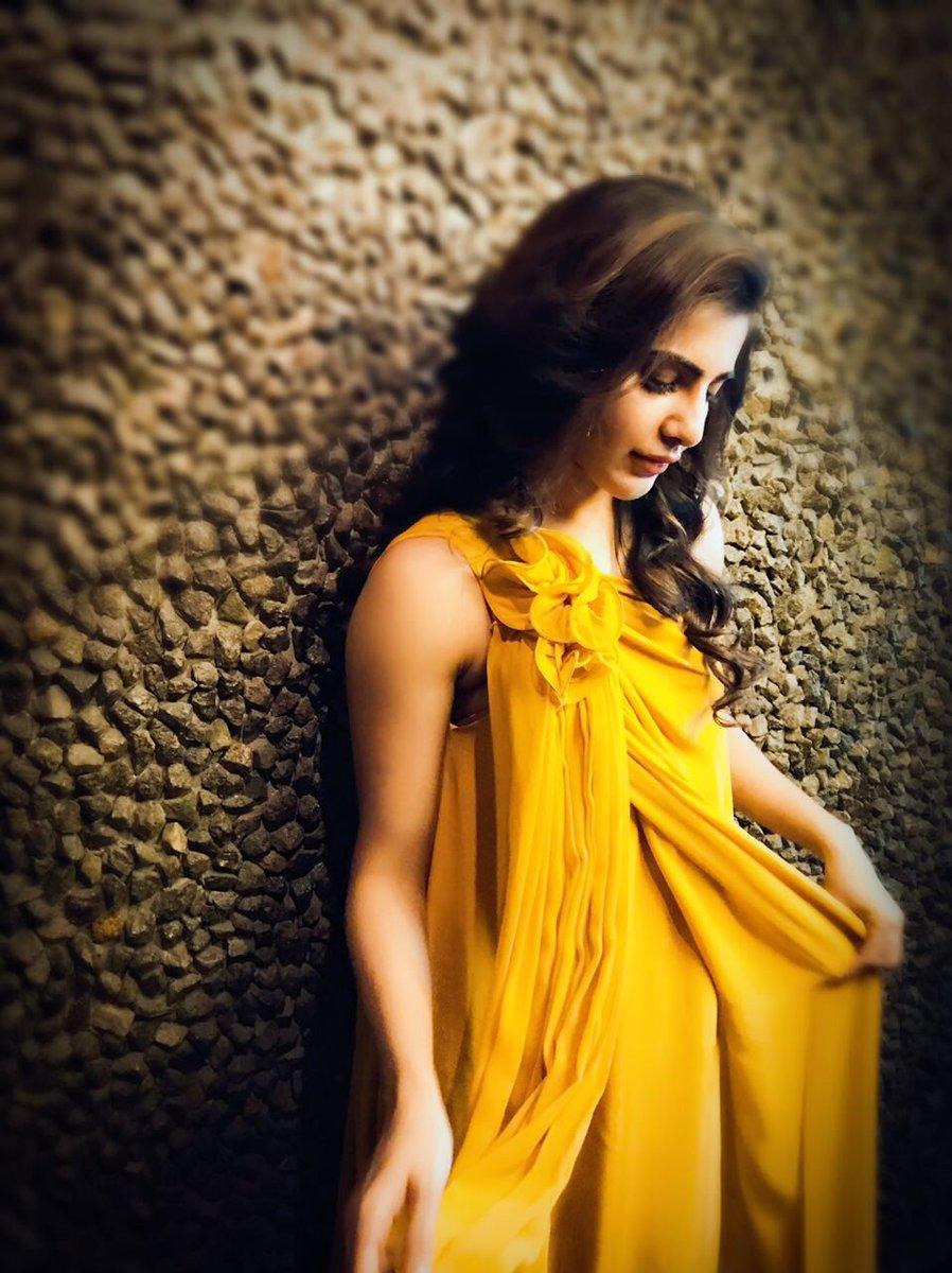 Samantha In Saree: Samantha Ruth Prabhu (@Samanthaprabhu2)