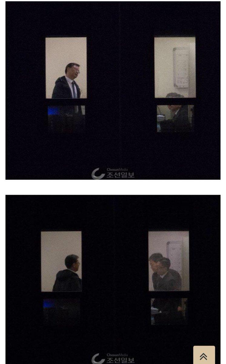조선일보가 추가 공개한 검찰 조사실 사진 https://t.co/8qLvDgp7M0