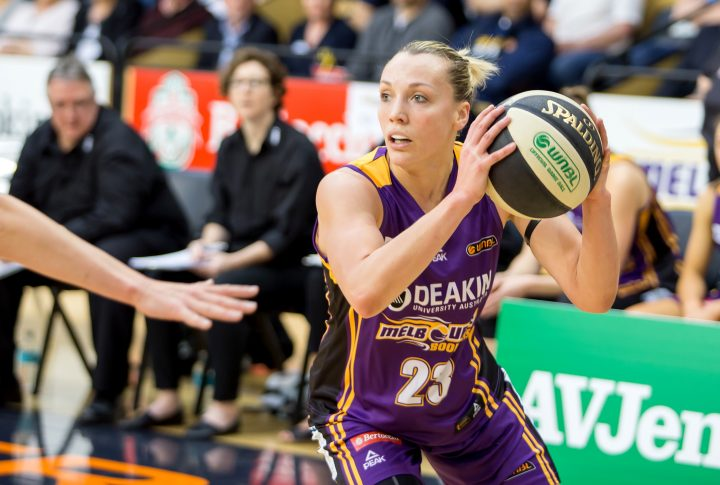 At just 24 years of age, @Deakin student and @MelbourneBoomer basketballer @MaddieGarrick recently played her 150th WNBL game. #DeakinWISE https://t.co/CFeZtQrFsJ