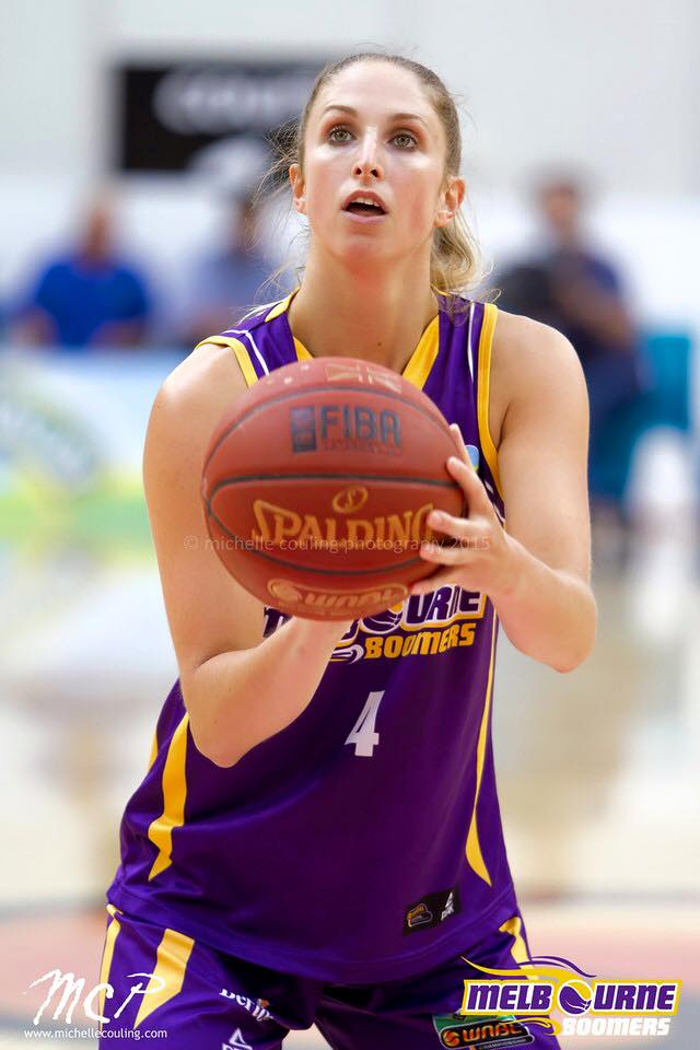 Basketballer Rebecca Cole has represented Australia at the U19 World Championships and plays for the @MelbourneBoomer WNBL team. #DeakinWISE https://t.co/teHXxOy6nd