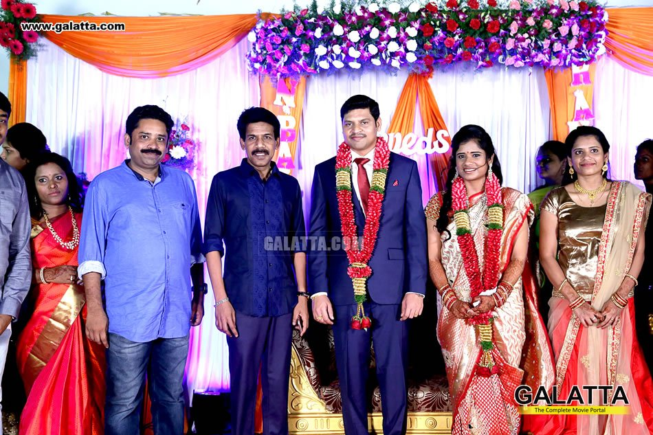 Galatta Media On Twitter Director Bala At SeenuRamasamys Sister Wedding Reception More Pics Tco 26hG1pTC43 Seenuramasamy