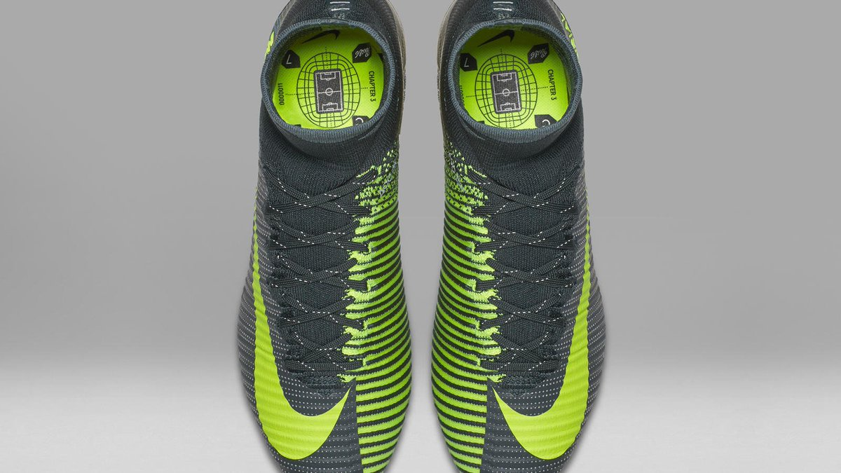 huge selection of 56261 98ffa A tribute to Ronaldos final game with Sporting Lisbon—Nikes Mercurial  Superfly CR7 Discovery boots. Thoughts (📸 )