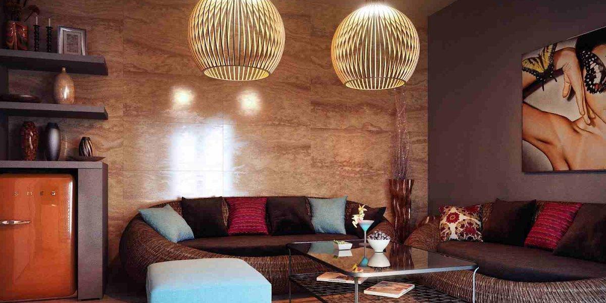 Eclectic Living Room Designs Https://www.designtrends.com/arch Interior /eclectic Living Room.html U2026 #EclecticLivingRoomDesigns #LivingRoomDesigns  #Eclectic ...