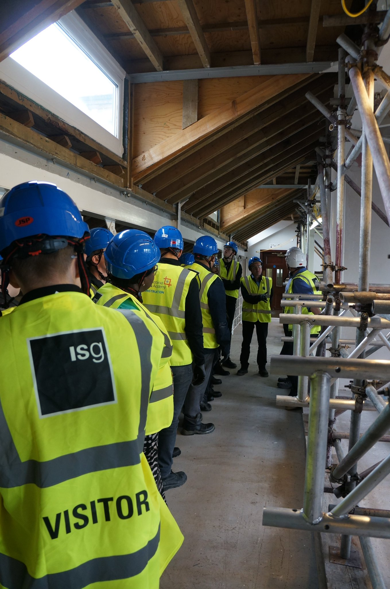 @ISGplc's project #WOWEX is inspiring young people into Construction Management #TEWeek16 @CITB_UK https://t.co/XKvHMvNFm0