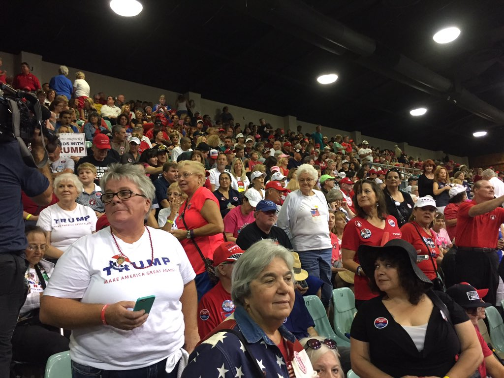 LIVE Stream: Donald Trump Rally, Sarasota, Florida