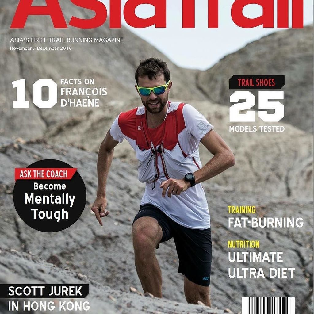 Nov-Dec issue now OUT: - Trail Shoes: 25 Models Tested - 10 Facts on François Dhaene whi… ift.tt/2fU04Sj