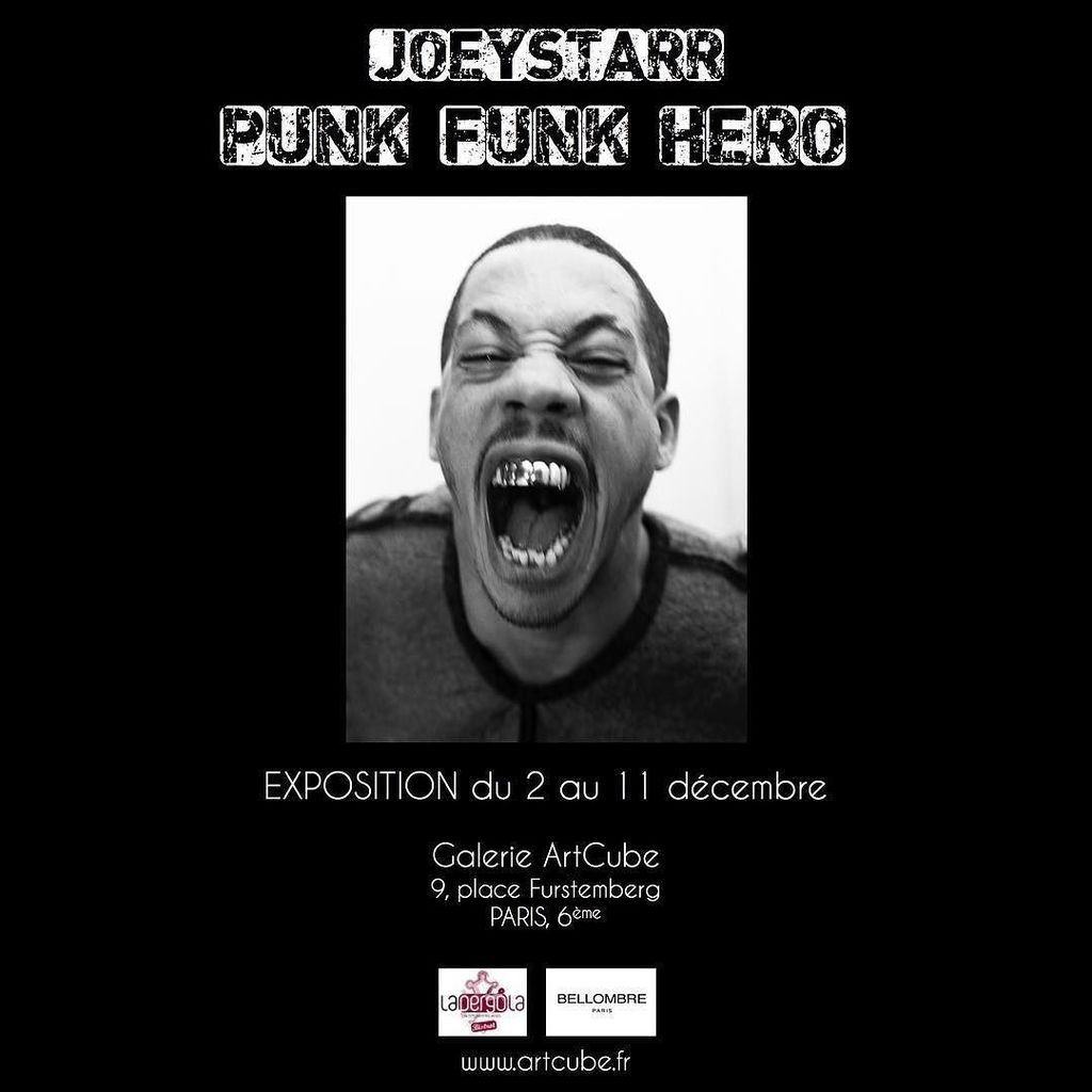 Joey starr twitter - Joeystarr On Twitter Joeystarr Punkfunkhero Expo Vernissage Uncertainjaguargorgone Monsieurbadasse Punkfunkhero Cc Noich_off Ex