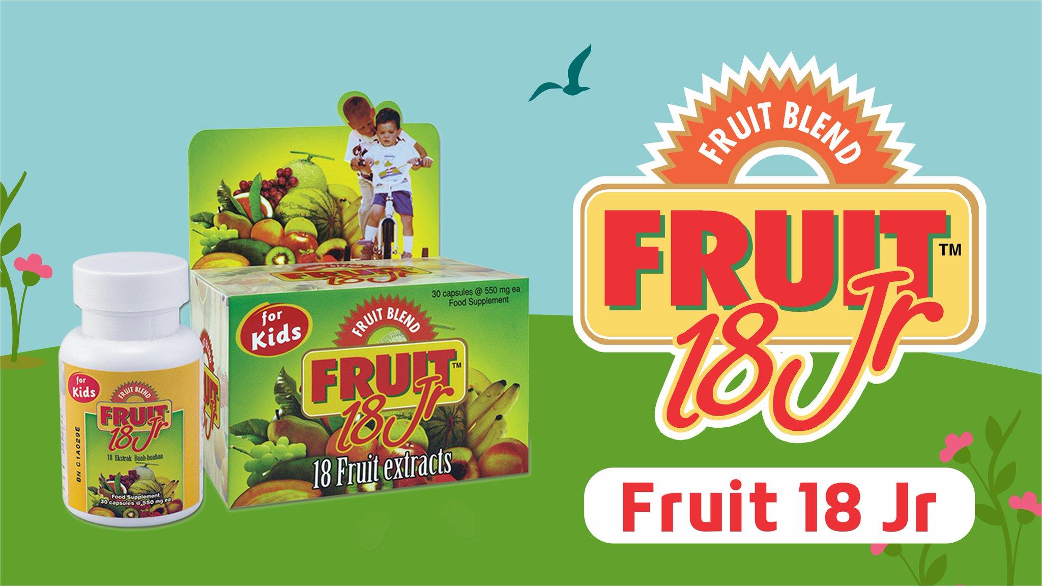 Fruit 18jr 30 Capsules 550mg Daftar Harga Penjualan Terbaik 18 Jr Isi 60 Kapsul Extracts Rtv On Twitter Hai Tweeps Mau Bagi2 Hadiah Uang Tunai
