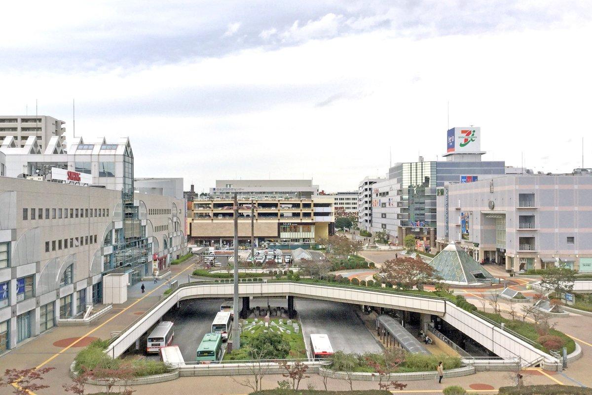 仙台市泉区泉中央の都会度