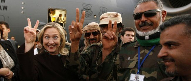 Hillary Clinton Knew She Was Helping Islamists Move Into Power In Libya https://t.co/4ymyLPNFjA #WikiLeaks #PodestaEmails