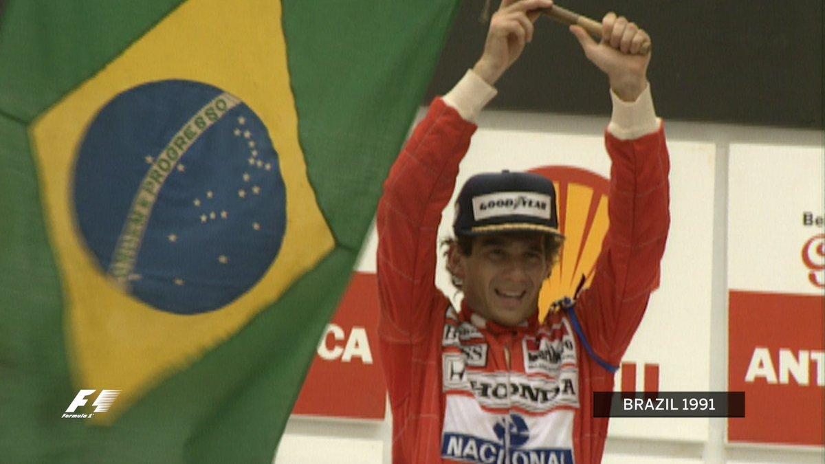 Did Ayrton Senna produce the greatest #BrazilGP drive? Watch 7 of the best >> https://t.co/rYLHUkoZ0I #F1 https://t.co/IrZnTXwJuJ