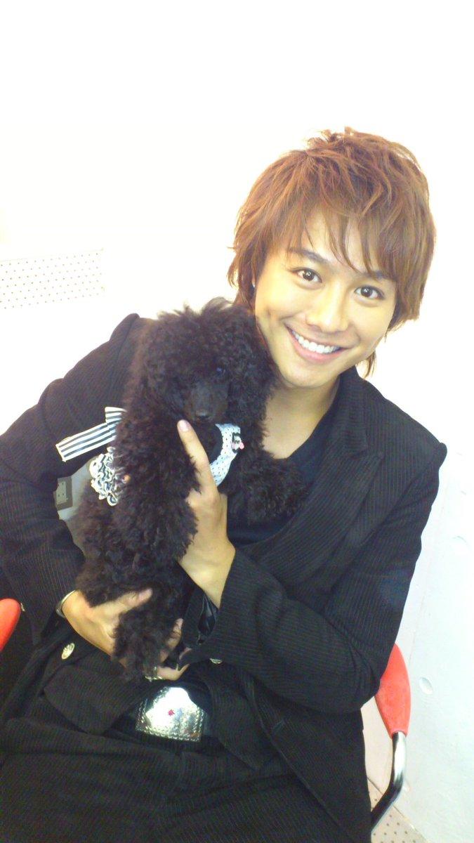 可愛いうちの子の写真を遡ってたら、もっと可愛いTAKAHIROが出て来た( ´∀`) #4年前