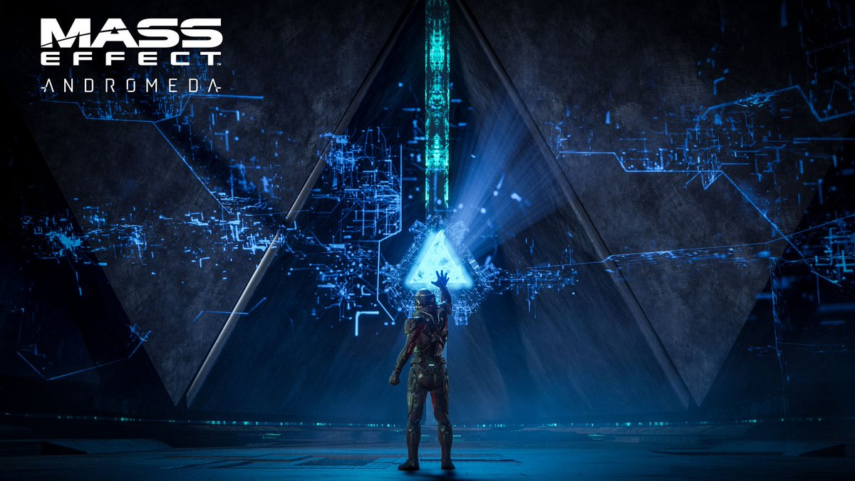 The moment you've all been waiting for. The brand new trailer for Mass Effect: Andromeda #N7Day https://t.co/d0wBCbHZfw