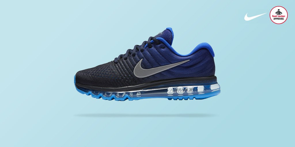 nike air max 2017 zwart foot locker