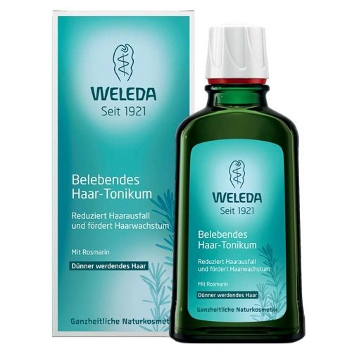 weleda средство укрепляющее для волос с розмарином 100 мл weleda отзывы