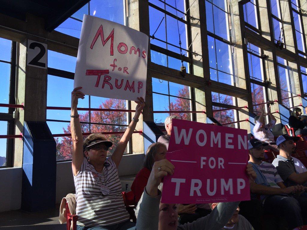 trump at # trump rally in # raleigh # northcarolina