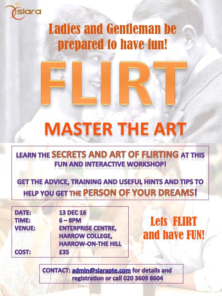 kosten flirt seminar