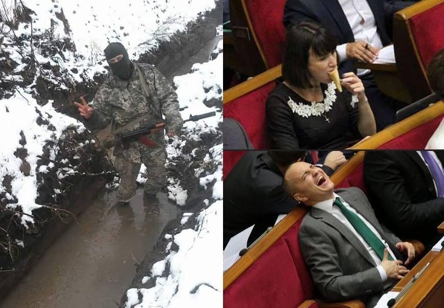 Порошенко говорил, что ему мешал Яценюк. Мы помогли ему избавиться от него, - Саакашвили - Цензор.НЕТ 1105