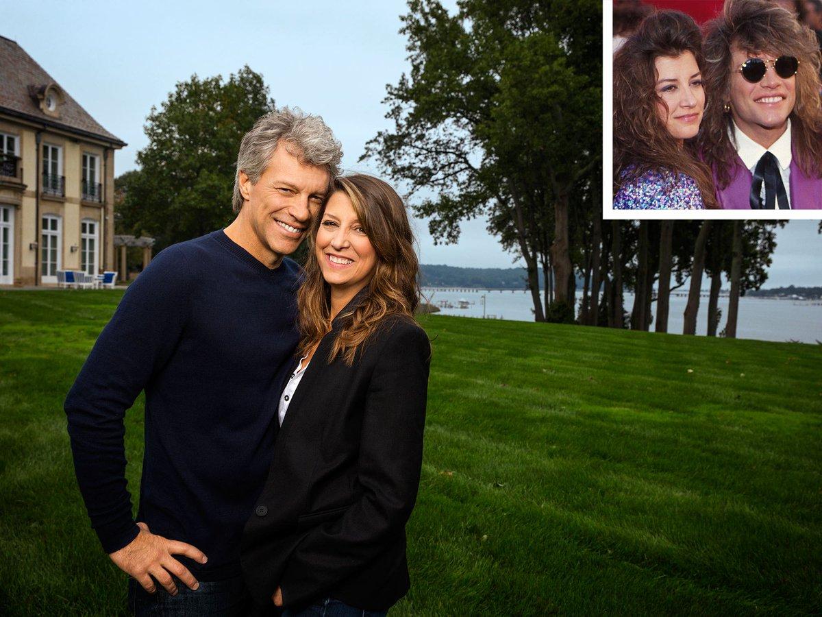 Jon Bon Jovi's wife