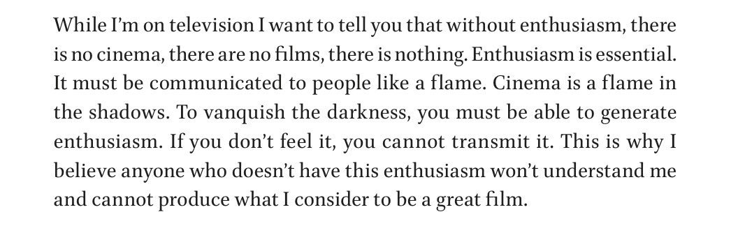 This is something Abel Gance said to Kevin Brownlow in 1967 that really resonates with me https://t.co/cbITlpQ26s
