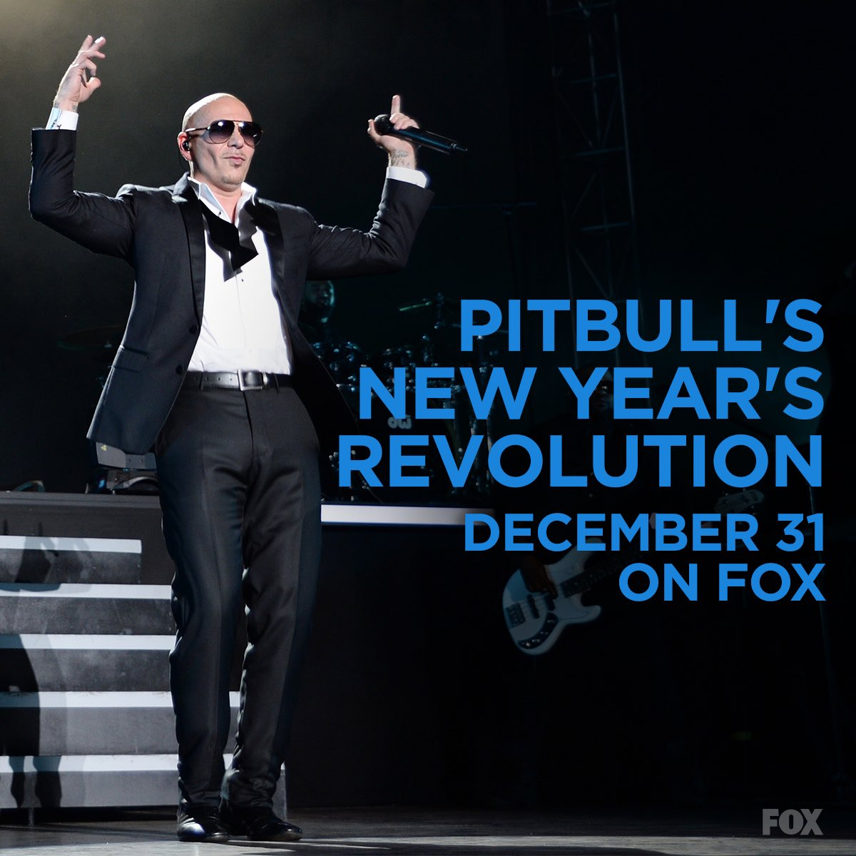 Going BIG for #PitbullNYE 2016. Who should party with me in Miami?