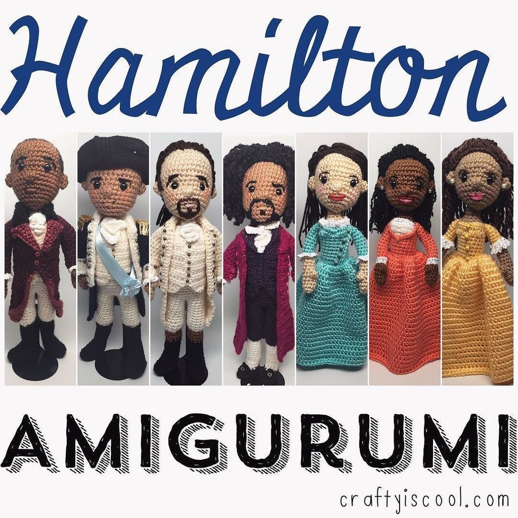 Just published the last of my #hamigurumi patterns: #aaronburr! Now available on its own o… https://t.co/1UkugsmPNj https://t.co/6WSX5Zs3Ot
