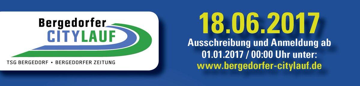 Achtung, neuer Termin: Der 6. #bergedorfercitylauf findet jetzt am 18.6.2017 statt! #RunHamburg <br>http://pic.twitter.com/yLybdEC0M4