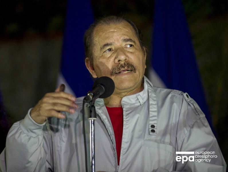 president daniel ortegas government - 744×478