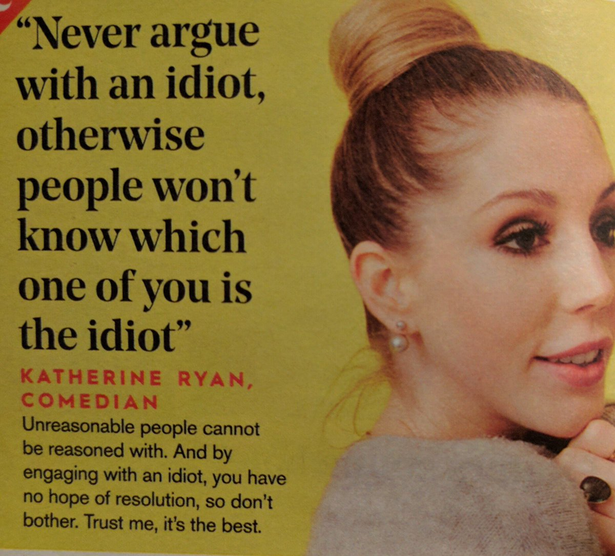 Great advice from @Kathbum Wish I'd read this a few days ago. Oh well. https://t.co/bjXdjMGjjd