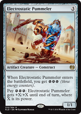 Aaron Golas On Twitter With Perfect Draws Infinite Damage Is Technically Possible An Eldrazi Displacer Eyeless Watcher Panharmonicon Combo