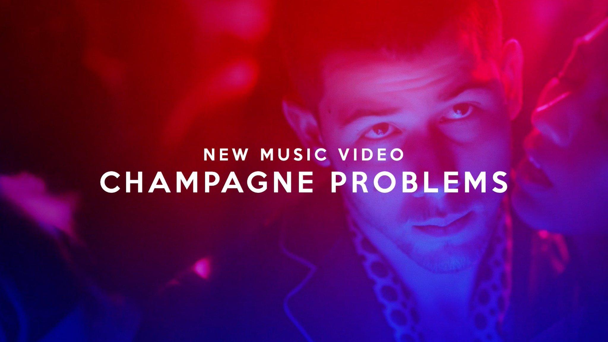 Champagne Problems video is here! Watch it exclusively on @TidalHiFi now. https://t.co/l5Z3LrMMpb #TIDALXNICKJONAS https://t.co/AwgJ4l0VU2