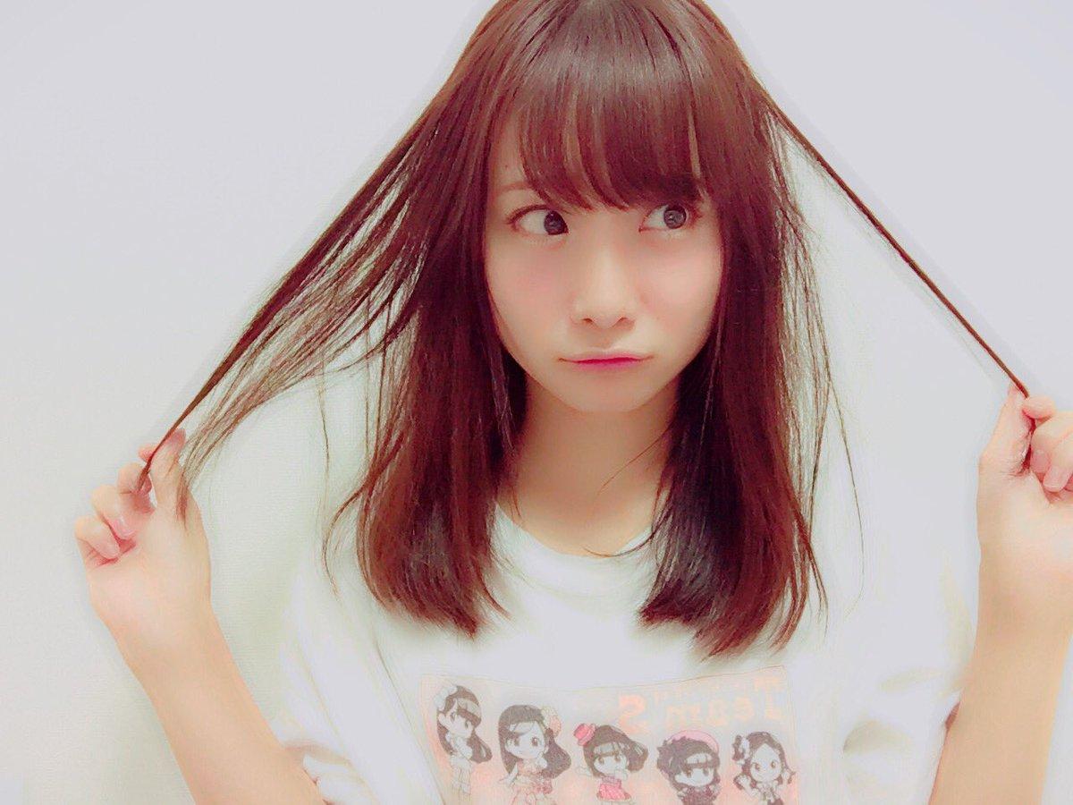 ストレートヘアの柴田阿弥